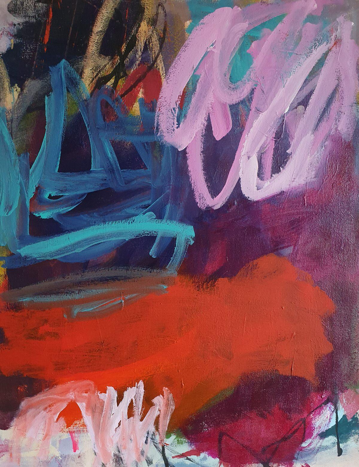 Acrylmixmedia on Canvas (60x67cm)
