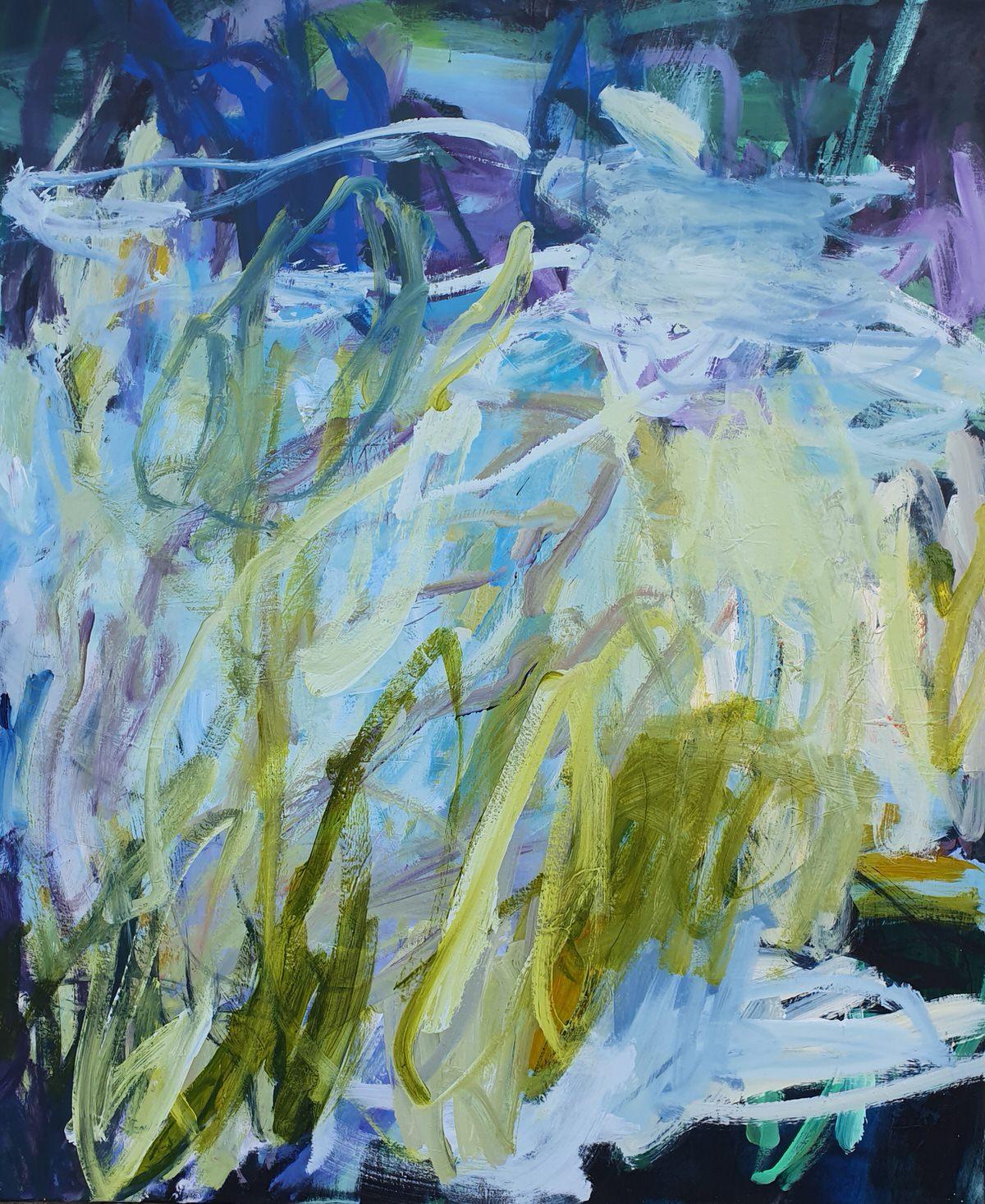 Acrylmixmedia on Canvas (100x120cm)