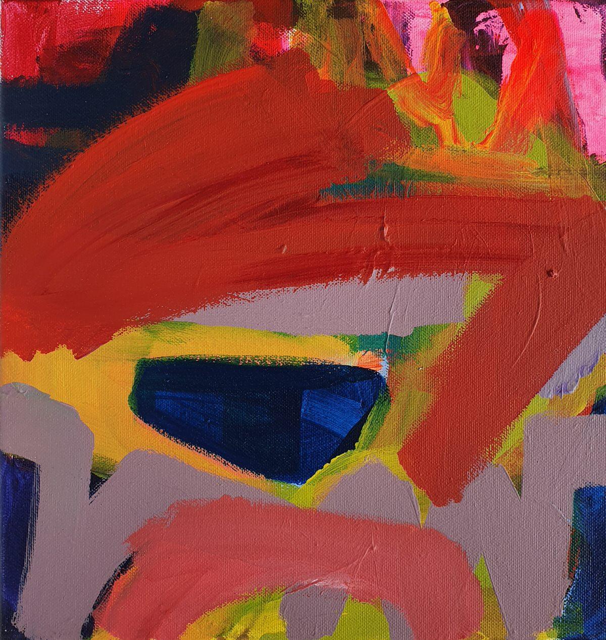 Acryl Mixmedia on Canvas (30x30cm)