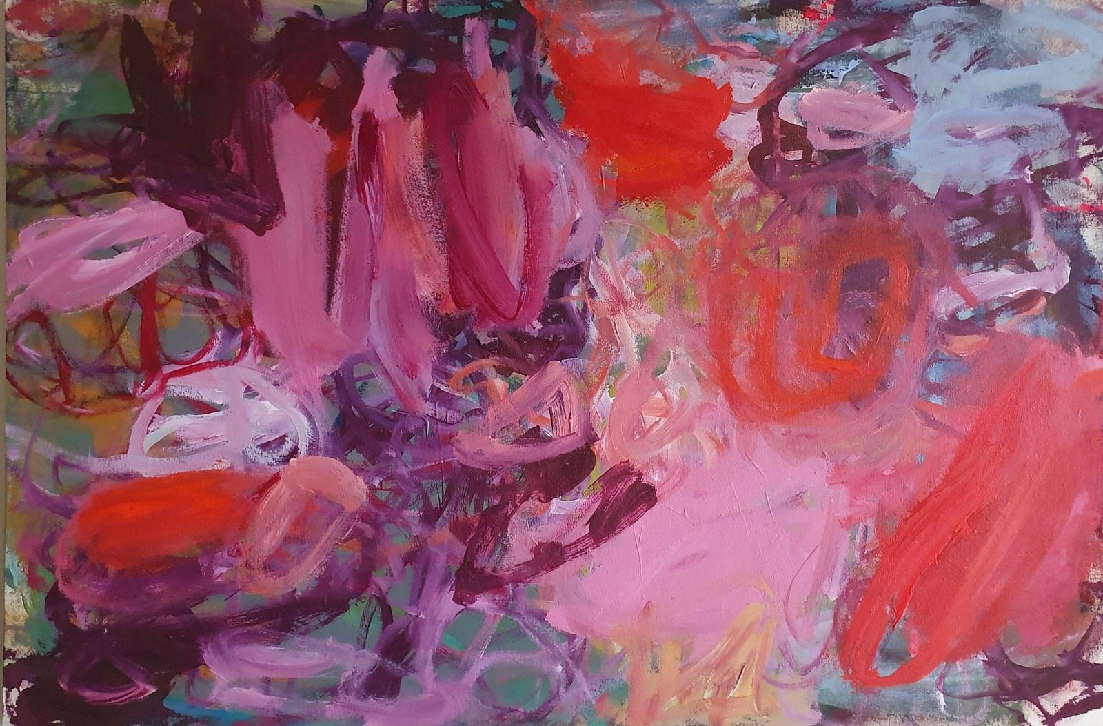 Acrylmixmedia on Canvas (103x68cm)